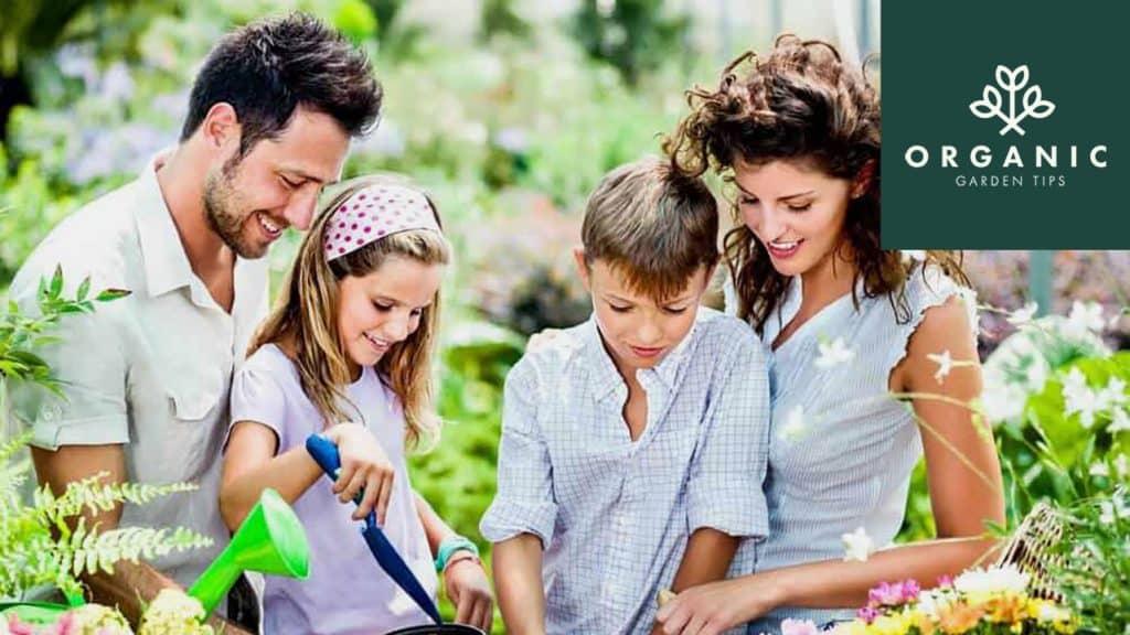 Family Gardening Tips